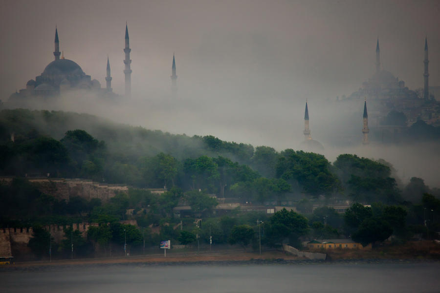 Istanbul by catman-suha