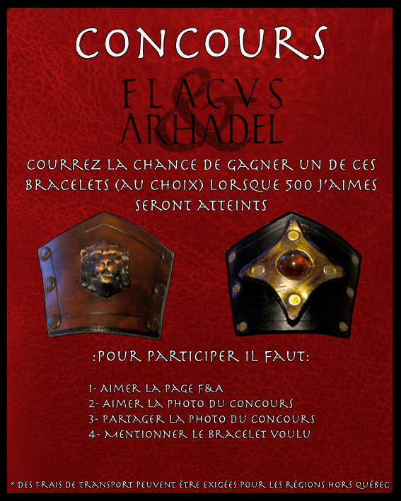 Concours F&A by Flacusetarhadel