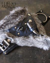 Ice Dragon Armband by Flacusetarhadel