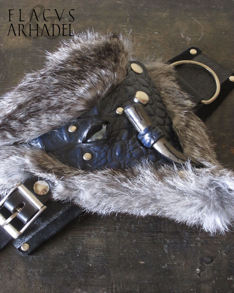 Ice Dragon Armband by Flacusetarhadel