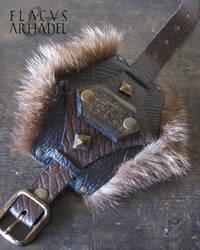 Dwarf Fox Armband by Flacusetarhadel
