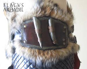 Orc War Belt (rightside detail)
