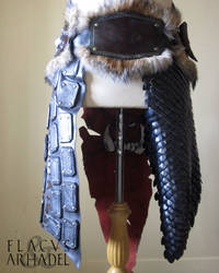 Orc War Belt (back) by Flacusetarhadel