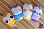 four little owl