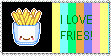 i love fries by jurgs88