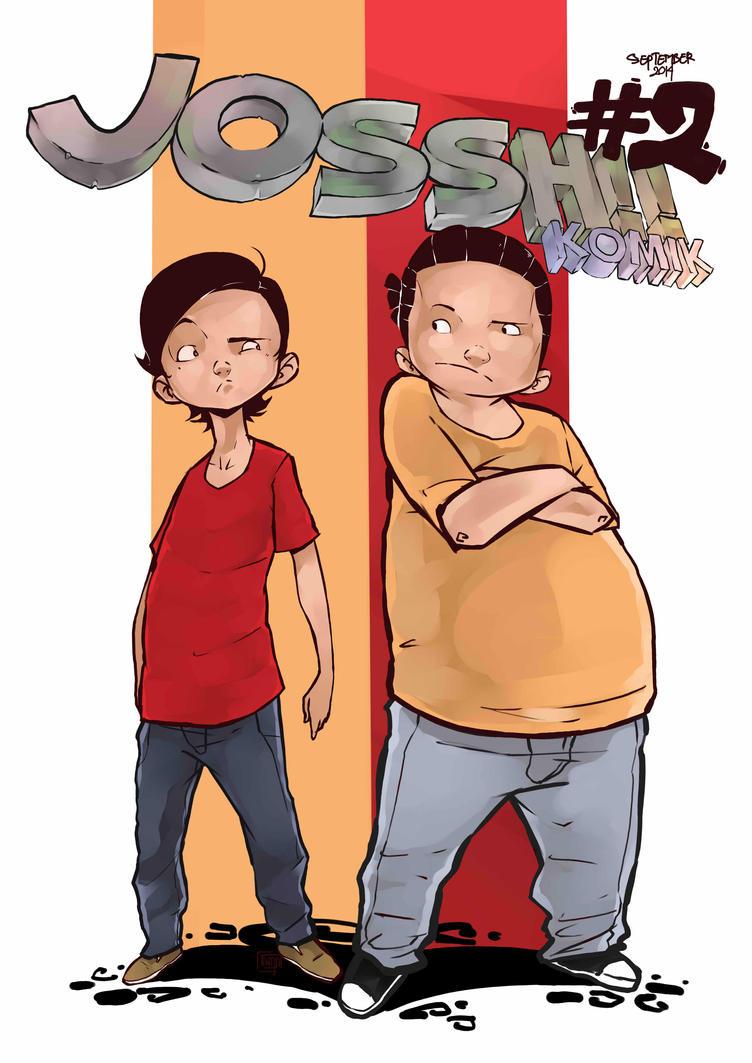 Jossh Komik #2 by Eryono