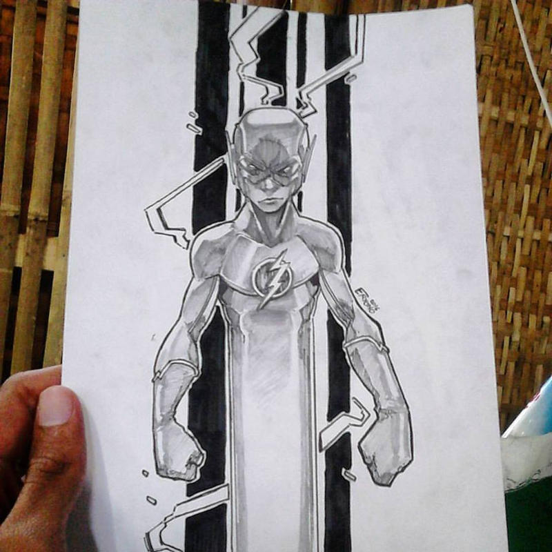 fanart Flash by Eryono