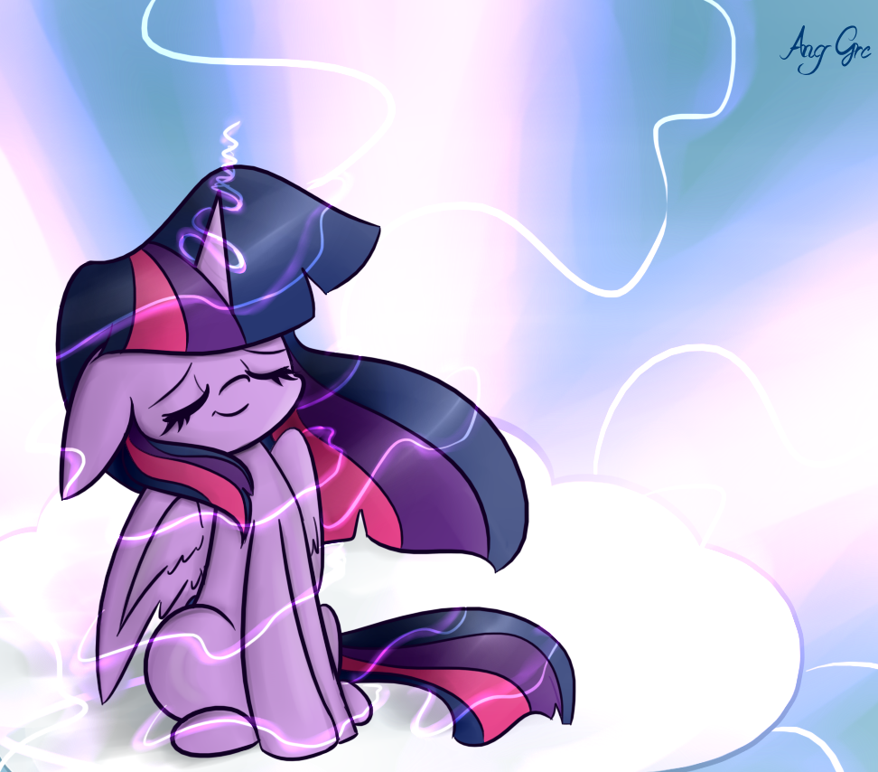 Feeling the magic by AngGrc