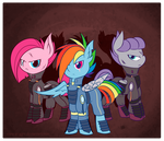 Crystal War Squad