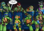Movie Time with Turtles