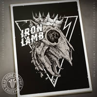 Iron Lamb by DeadInsideGraphics