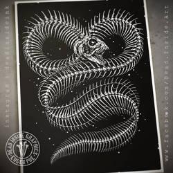 Serpentary by DeadInsideGraphics