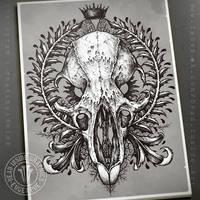 Ratking by DeadInsideGraphics