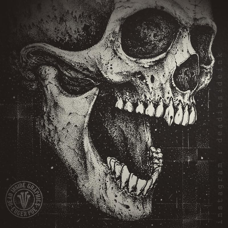 Xskullm by DeadInsideGraphics