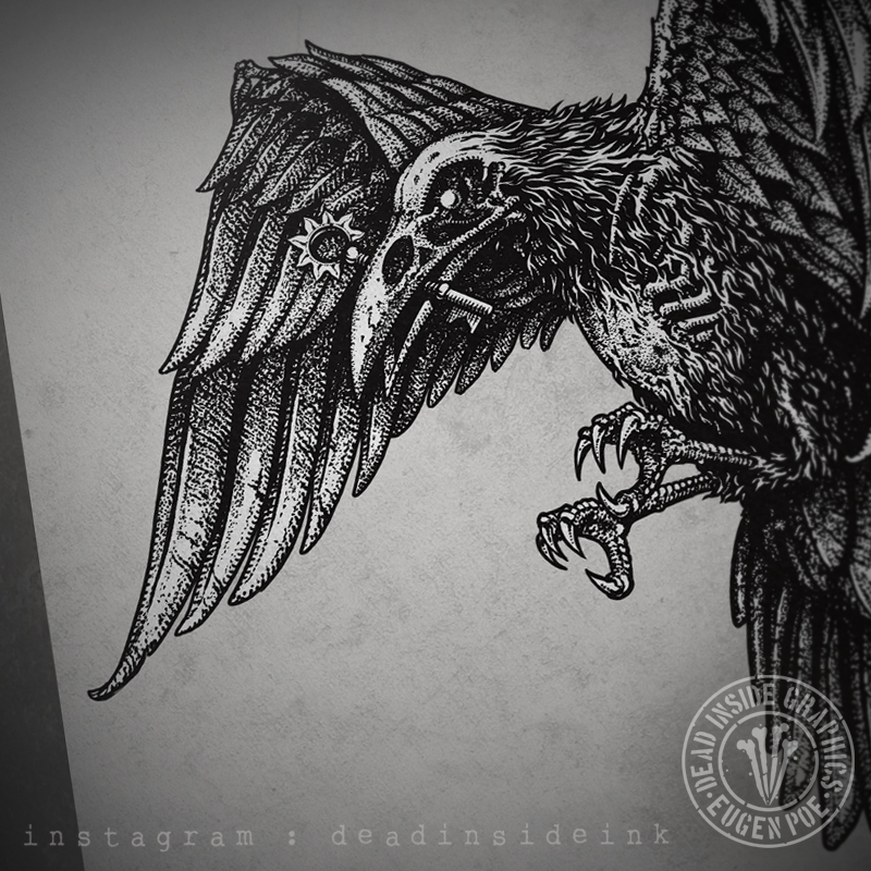 Xcrow by DeadInsideGraphics