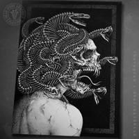 Medusa by DeadInsideGraphics