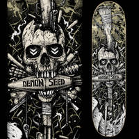 Demon Seed Board by DeadInsideGraphics