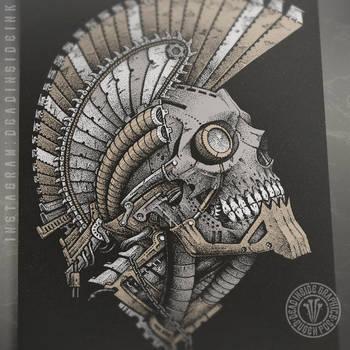 Scraphead by DeadInsideGraphics