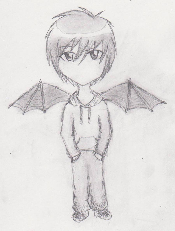 Dragon boy chibi by Pheonix-Flame78 on DeviantArt