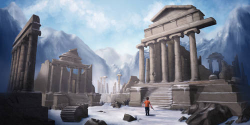 The Lost Temple of Olympus