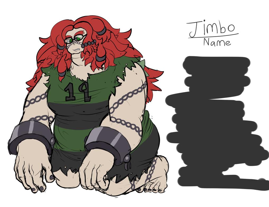 Jimbo by rubybeam