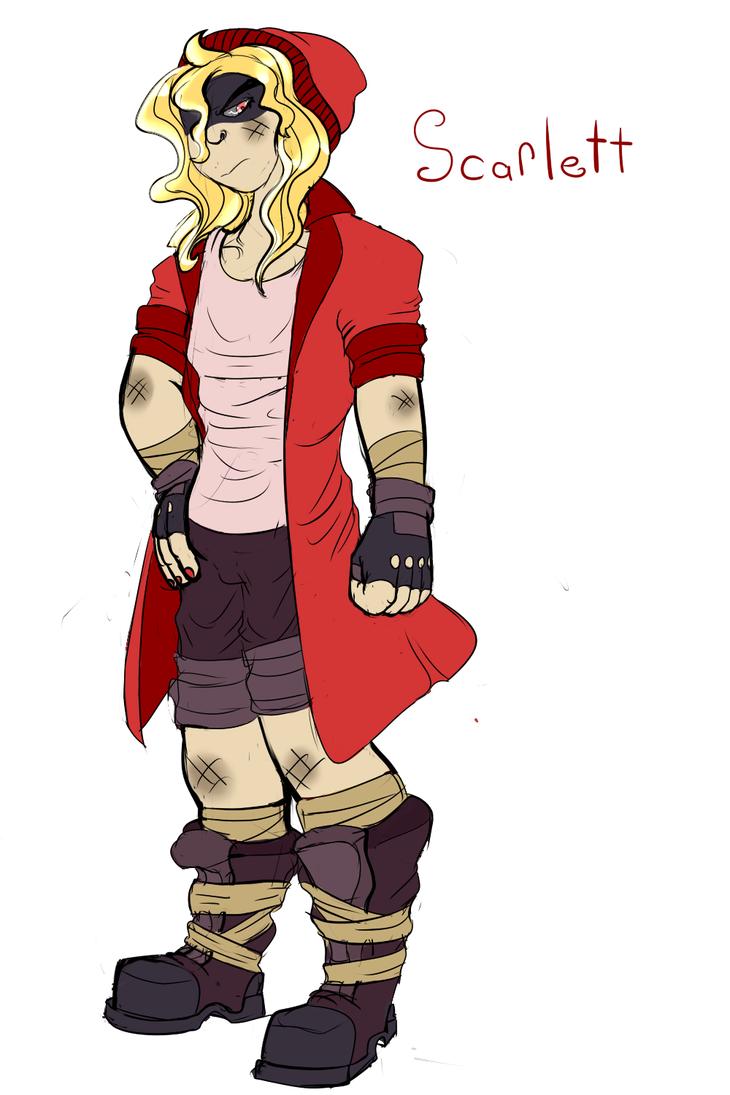 Scarlett by rubybeam