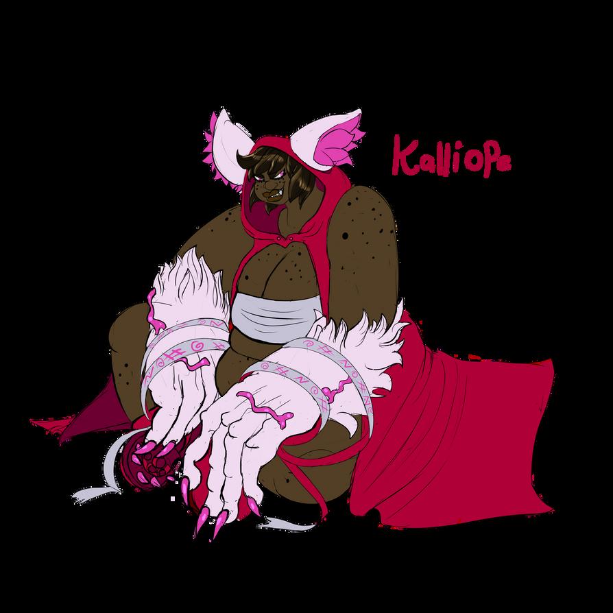 Kalliope by rubybeam
