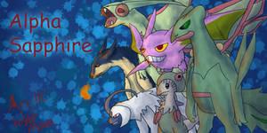 Pokemon Alpha Sapphire Team