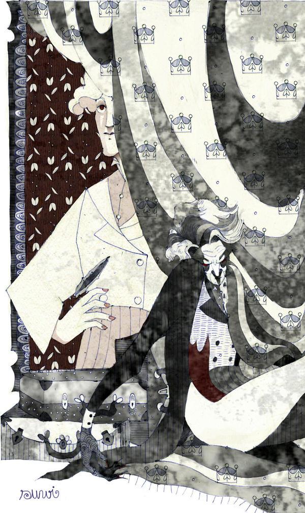 Dorian Gray by s-u-w-i