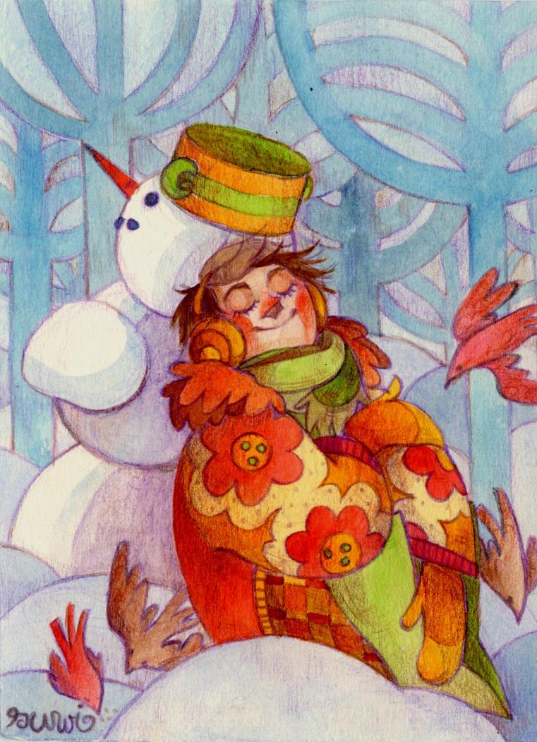 snow by s-u-w-i
