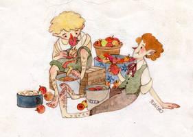 apples by s-u-w-i