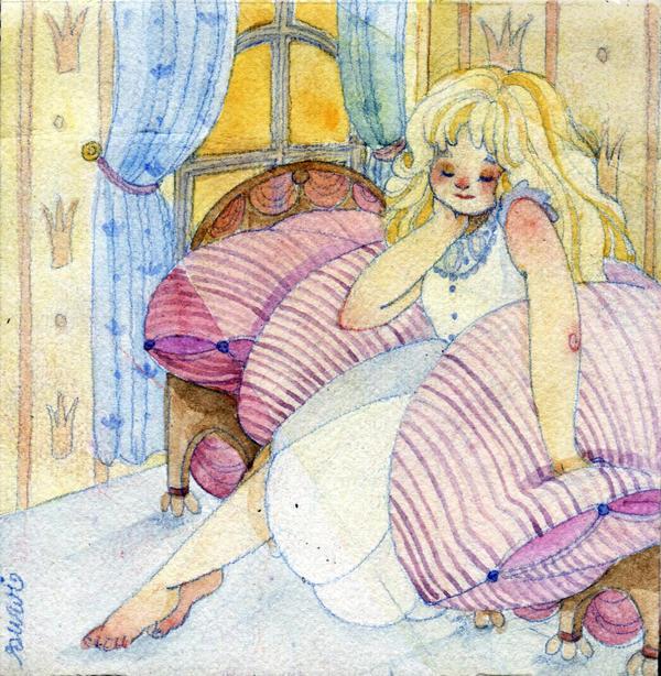 good morning, princess by s-u-w-i