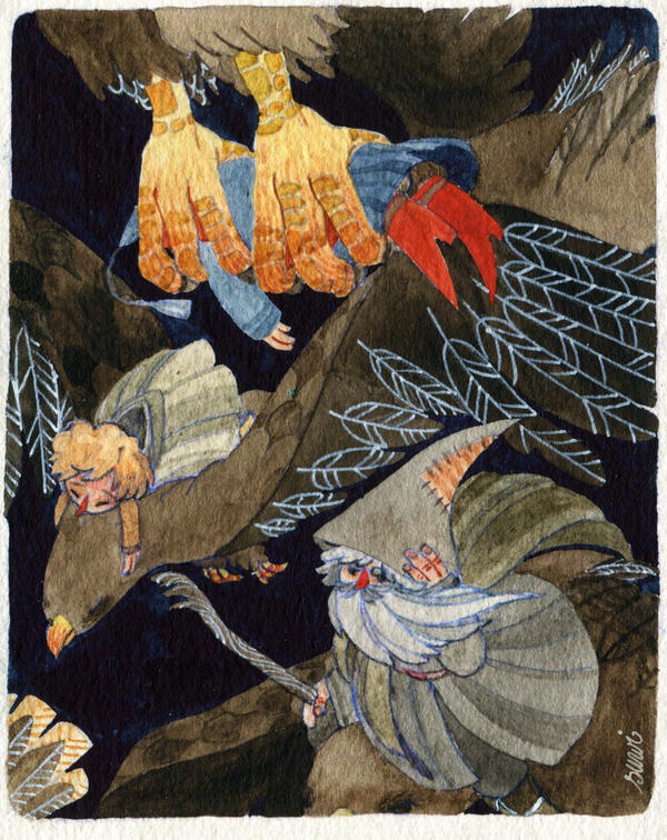 eagles by s-u-w-i