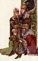 Eorlingas by s-u-w-i