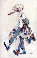Boku no Hero Academia by s-u-w-i