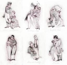 Austen by s-u-w-i