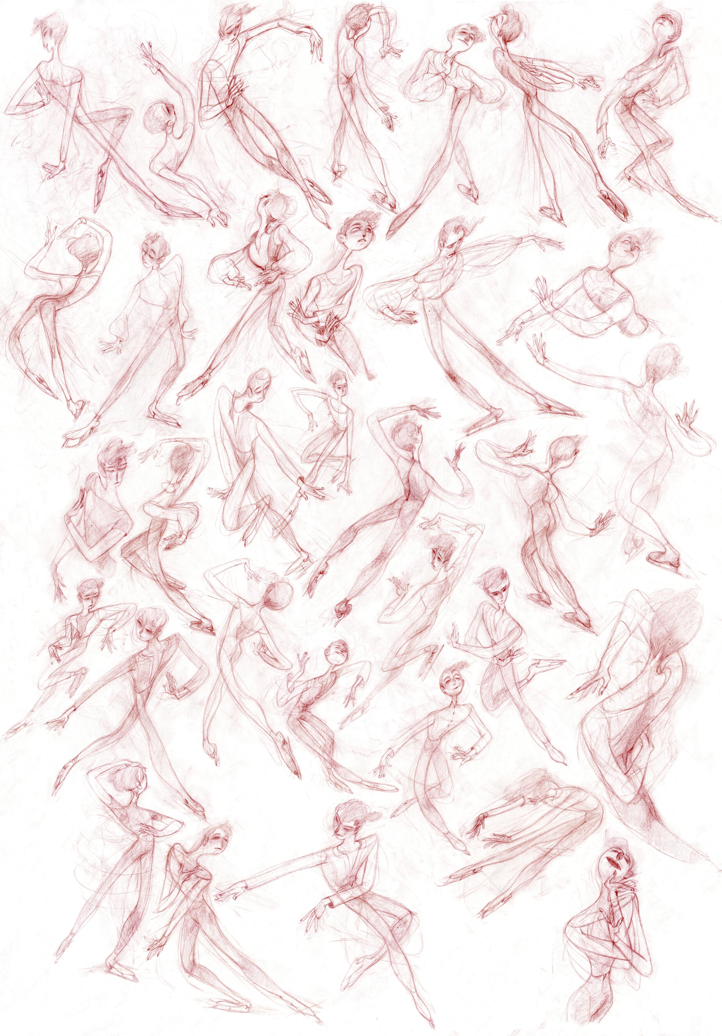 figure skating by s-u-w-i