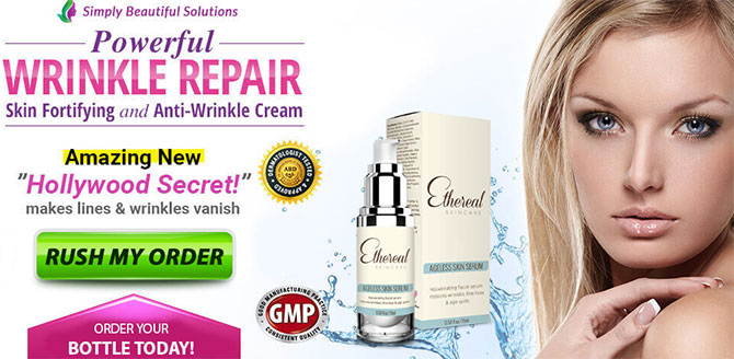 Ethereal Ageless Best Cream And Serum Free Trial by