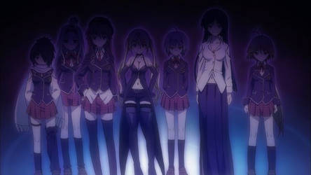 Trinity Seven Stitch: Roll Call by OCTOPUS-SLIME