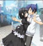 Kurumi Tokisaki Stitch: Wants to Date Shidou