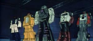 Transformers Stitch: The Stunticons