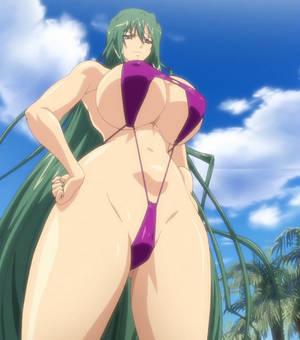 Yukiko Misuzu Stitch: Swimsuit 01