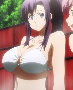 Haruko Amaya Stitch: Swimsuit 01