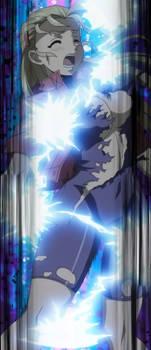 Miu Furinji Stitch: Electrocuted