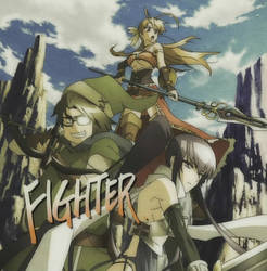 High School of the Dead Stitch: RPG Fighters