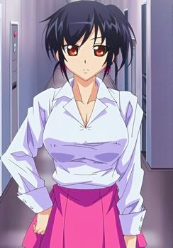 Oshaburi Announcer Stitch: Aya Nishio 02