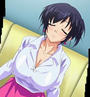 Oshaburi Announcer Stitch: Aya Nishio 07