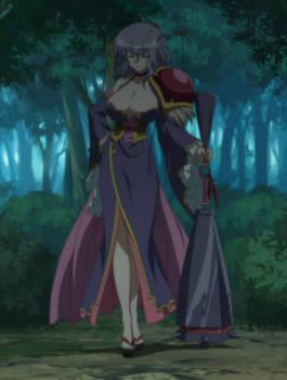 Koihime Musou Stitch: Kikyou