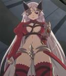 Queen's Blade Stitch: Aldra 05