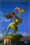 Dumb Dragon